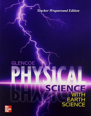 Physical Science with Earth Science, eTeacher Edition, 1-year subscription