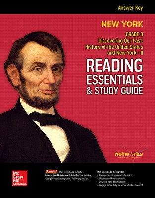Discovering Our Past: A History of the United States, New York II, Reading Essentials & Study Guide, Answer Key