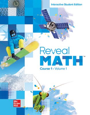 Reveal Math, Course 1, Interactive Student Edition, Volume 1