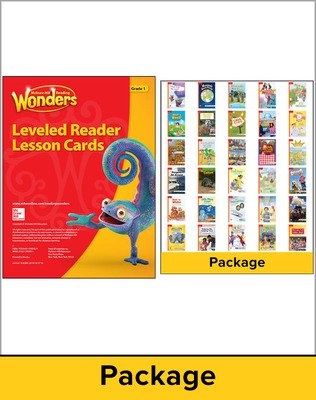 Wonders Balanced Literacy Gr 1 Leveled Reader packages