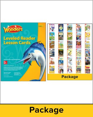 Wonders Balanced Literacy Gr 2 Leveled Reader packages