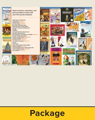 Wonders Balanced Literacy, Gr 3, Trade Book Package with Cards