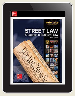 Street Law: A Course in Practical Law, Online Student Edition, 7-year subscription