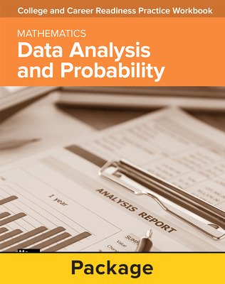 College and Career Readiness Skills Practice Workbook: Data Analysis and Probability, 10-pack