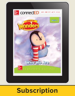 World of Wonders Teacher Workspace 6-Year Subscription