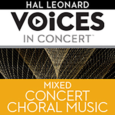 Hal Leonard Voices in Concert, Level 2 Mixed Sight-Singing Book