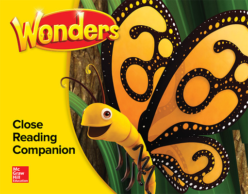 Wonders, Grade K, Close Reading Companion Classroom Set