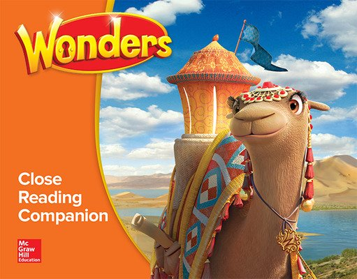 Wonders, Grade 3, Close Reading Companion Classroom Set