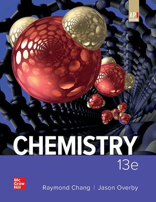 Chang, Chemistry, 2019, 13e (AP Edition) Student Edition