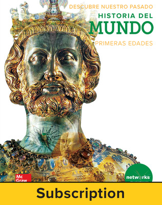 Discovering Our Past: A History of the World-Early Ages, Spanish Student Suite Bundle, 6-year subscription