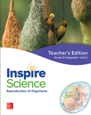 Inspire Science: Integrated G6 Teacher Edition Unit 2