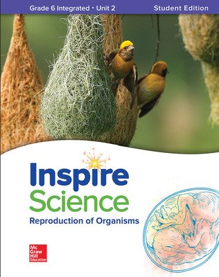 Inspire Science: Integrated G6 Write-In Student Edition Unit 2