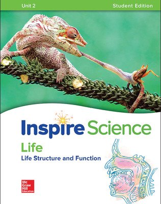Inspire Science: Life G7 Write-In Student Edition Unit 2
