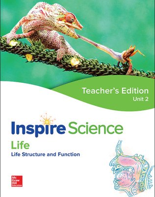 Inspire Science: Life Teacher Edition Unit 2