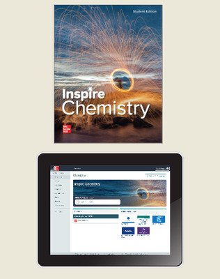 Inspire Science: Chemistry, G9-12 Comprehensive Student Bundle, 1-year subscription