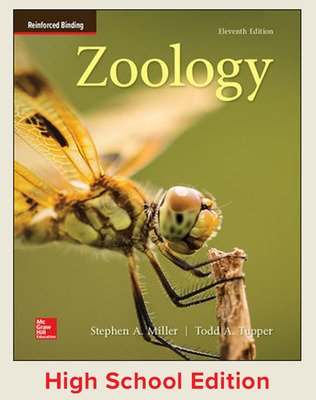 Miller, Zoology, 2019, 11e, Student Edition