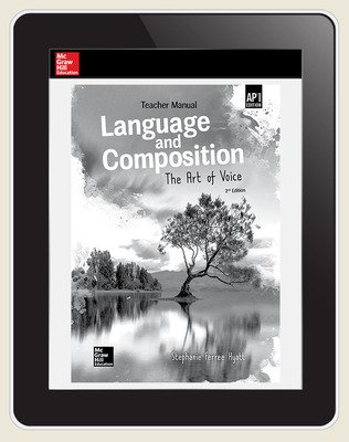 Muller, Language and Composition, 2019, 2e, (AP Ed), AP advantage Digital Teacher Subscription (ONboard, Online Teacher Edition, SCOREboard), 6 yr