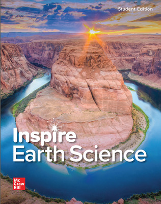 Inspire Science: Earth, G9-12 Print Student Bundle, Class set of 35