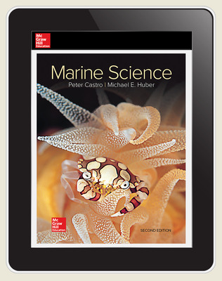 Castro, Marine Science, 2019, 2e, Online Student Edition, 1 yr subscription