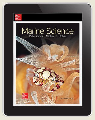 Castro, Marine Science, 2019, 2e, Online Student Edition, 6 yr subscription