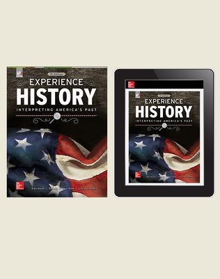 Davidson, Experience History, 2019, 9e, (AP Edition), AP advantage Print & Digital Student bundle (Student Edition with ONboard, Online Student Edition, SCOREboard), 6-year subscription