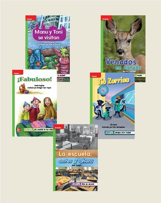Maravillas Grade 1 Beyond 6 of 30 Leveled Reader Package