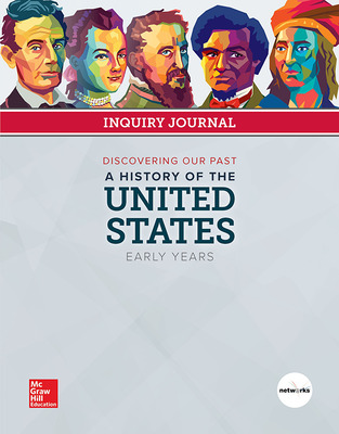 Discovering Our Past: A History of the United States-Early Years, Print Inquiry Journal, 6-year Fulfillment