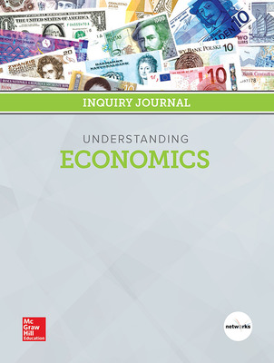 Understanding Economics, Print Inquiry Journal, 6-year Fulfillment