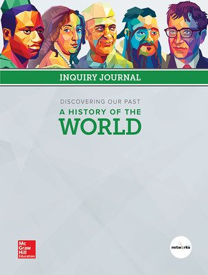 Discovering Our Past: A History of the World, Print Inquiry Journal, 6-year Fulfillment