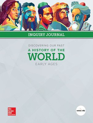 Discovering Our Past: A History of the World-Early Ages, Print Inquiry Journal, 6-year Fulfillment