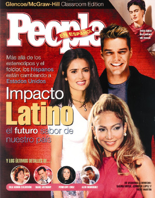 People en Español Volume 1, Student Magazine