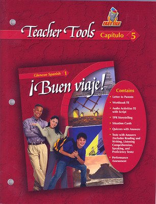¡Buen viaje! Level 1, TeacherTools Chapter 5
