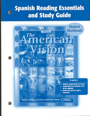 American Vision, Spanish Reading Essentials and Study Guide, Student Edition