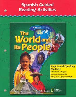 The World and Its People, Spanish Guided Reading Activities