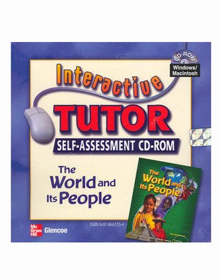 The World and Its People, Interactive Tutor Self-Assessment CD-ROM
