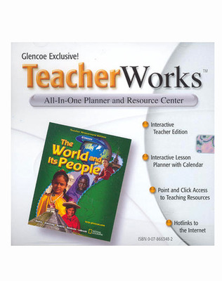 The World and Its People, TeacherWorks  CD-ROM