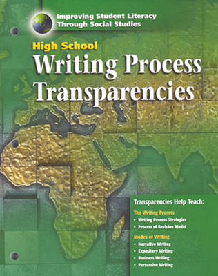 Social Studies, Writing Process Transparencies for High School Social Studies