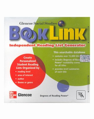Social Studies, BookLink CD-ROM