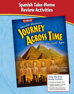 Journey Across Time, Early Ages, Spanish Take Home Review Activities