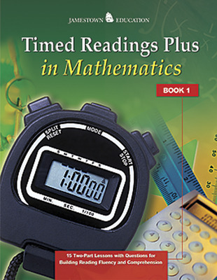 Timed Readings Plus Mathematics Book 1