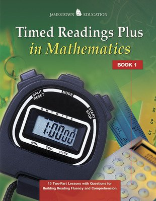 Timed Readings Plus Mathematics Book 3