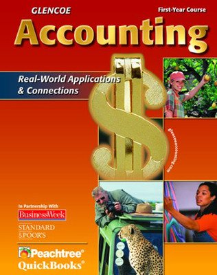 Glencoe Accounting: First Year Course, Interactive Student Edition CD-ROM
