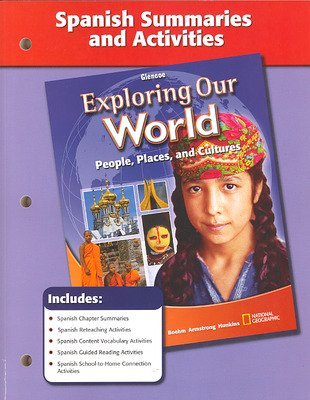 Exploring Our World, Spanish Activities