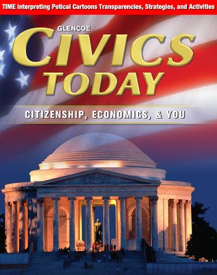 Civics Today: Citizenship, Economics, & You, TIME Interpreting Political Cartoons Transparencies, Strategies, and Activities