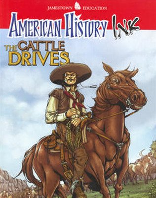 American History Ink The Cattle Drive