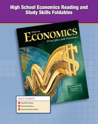 Economics: Principles and Practices, High School Economics Reading and Study Skills Foldables