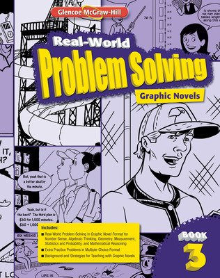 Real-World Problem Solving Graphic Novels, Book 3