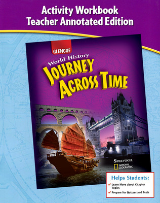 Journey Across Time, Early Ages, Activity Workbook, Teacher Edition