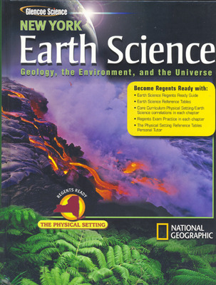 Earth Science: Geology, the Environment, and the Universe, New York Student Edition