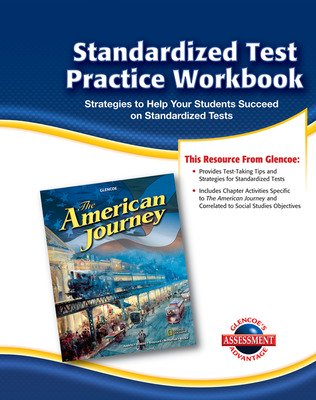 The American Journey, Standardized Test Practice Workbook